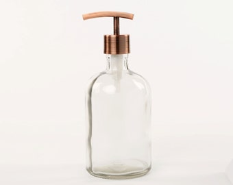 HAVEN Copper Top Soap Dispenser