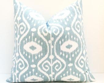 Blue Pillow - Decorative Pillow Covers - Pillow Covers 16x16 - Pillows- Accent Pillow - Pillow covers for couch -Home Decor Blue pillow