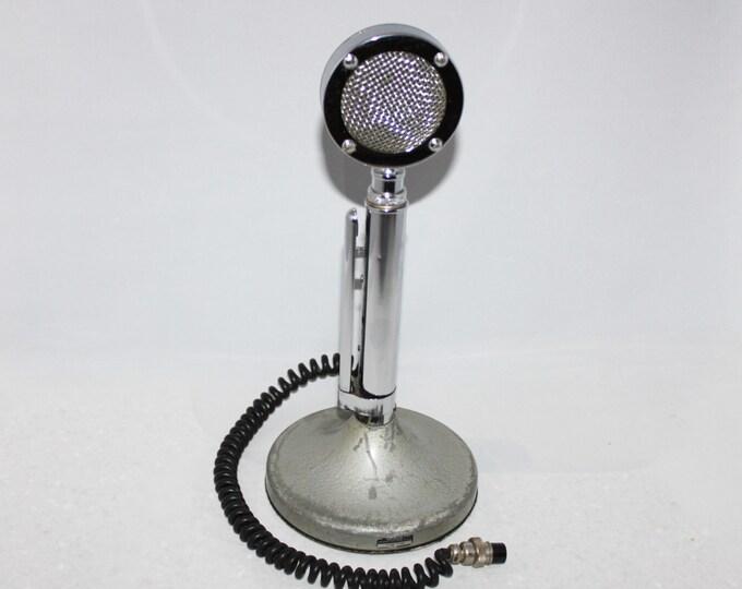 Vintage 1960s Astatic Microphone model # D104