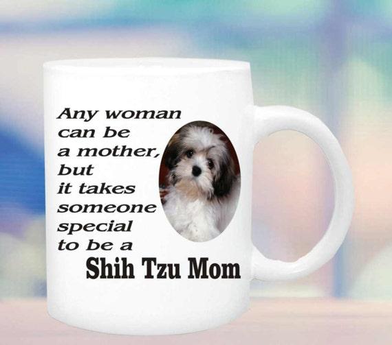 Shih Tzu Mom mug #150, Special person to be Shih Tzu mom mug, Shih Tzu cup, Shih Tzu lovers mug, Shih Tzu gift,  Shih Tzu coffee mug