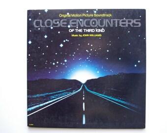 Close Encounters Of the Third Kind - Original Soundtrack