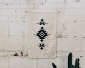 Desert Vibes Canvas Wall Hanging