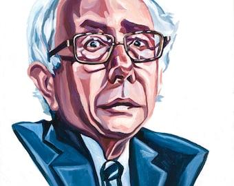 Bernie (print)