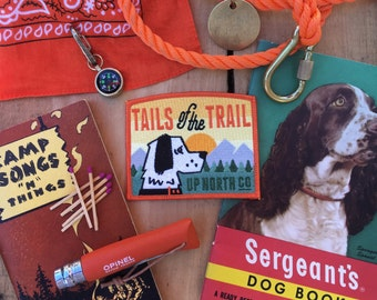 Tails of the Trail Patch