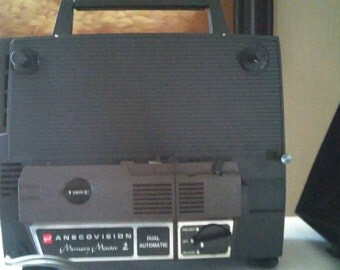 Vintage Projector- Anscovision