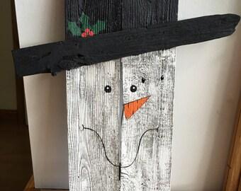 Items Similar To Reclaimed Barn Wood Amp Fence Slat Wall Art