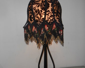 Eyes of Love - Handmade, One of a Kind Lampshade