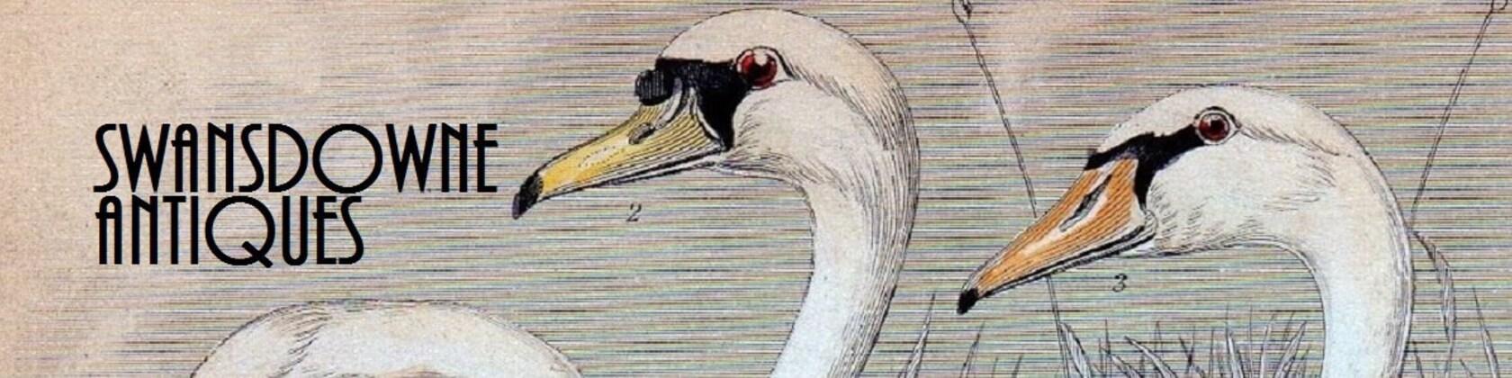 Vintage ansehen von Swansdowne auf Etsy