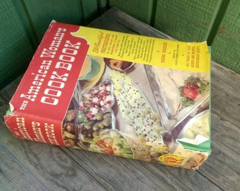 1956 Edited and Revised The American Woman's Cook Book Published by Culinary Arts Institute Chicago