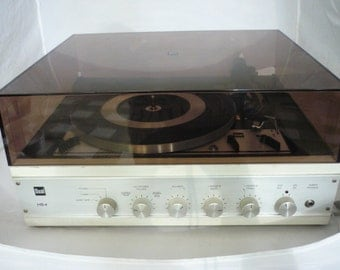 DUAL turntable HS 41 from the 1960s