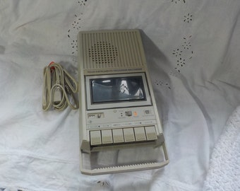 Texas instruments Inc Cassette Tape Recorder/ Not included in Coupon Sale :)S