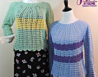 Best Friend Sweaters ~ Crochet PATTERN PDF ONLY