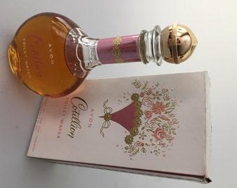 1950s Avon Perfume Bottle Etsy