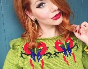 Lovebirds Sweater