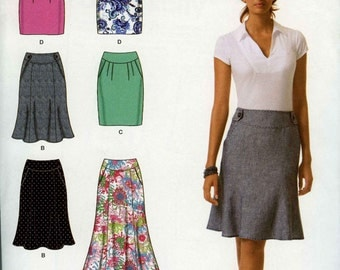 Simplicity 2451 Easy-to sew Size D5 4,6,8,10,12