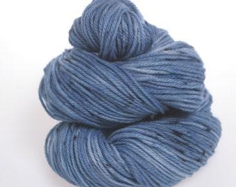 Hand dyed yarn 'Call Me Dot'  Wool Yarn DK 8 ply, Superwash Merino