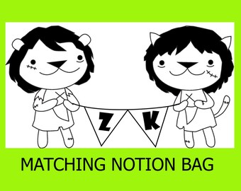 Add on a notion bag / coin purse