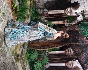 Women's Off The Shoulder Chiffon Dresses Fall Purple Flower Print