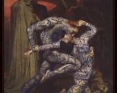 Ramon Maiden limited edition canvas print