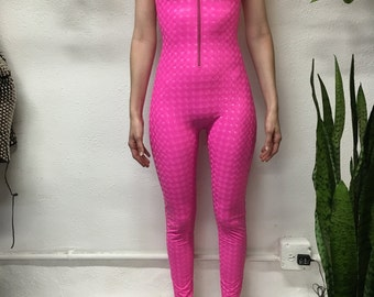 Holographic Catsuit
