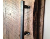 Barn Door Handle, Industrial Barn Door Pull
