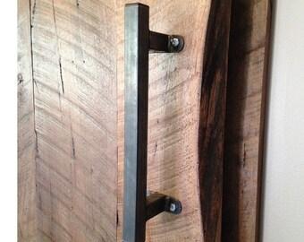 Barn Door Handle, Industrial Barn Door Pull