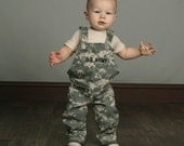 Military Kids Romper - Army,  Navy, Marines, Air Force, Coast Guard
