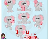 2016 Love You Tons  Clip art  Clipart  Graphics  Commercial Use