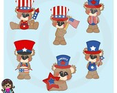 2016 Bubbles Loves America  Clip art  Clipart Graphics  Commercial Use