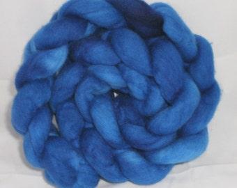 Wool Roving- Ocean