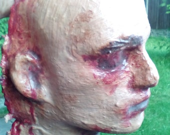 Skinned Face Prop