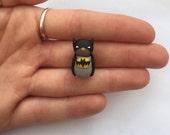 Little Bruce Wayne as Batman