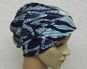 Women's beanie, chemo head wear, bad hair day cap, surgical cap, full head covering, chemo hats and caps