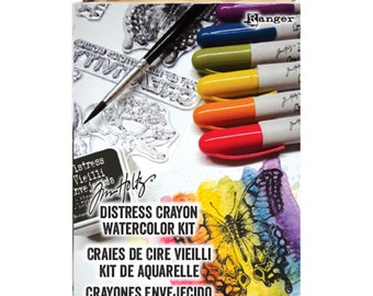 TIM HOLTZ WATERCOLOR KiT - New LOWERed PRiCE !!  Save !!