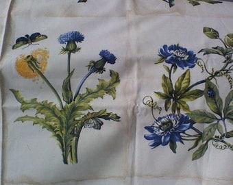 "Schumacher ""Studio Botanico"" fabric"