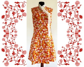"1960's Vintage Deadstock NOS ""Adel Modell"" Dress"