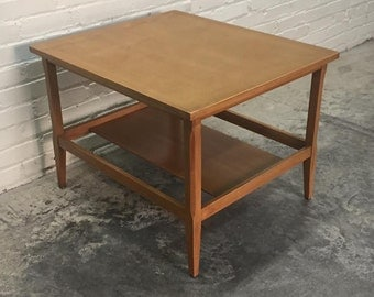 Heywood Wakefield Mid-Century Modern End Table / Nightstand - SHIPPING NOT INCLUDED