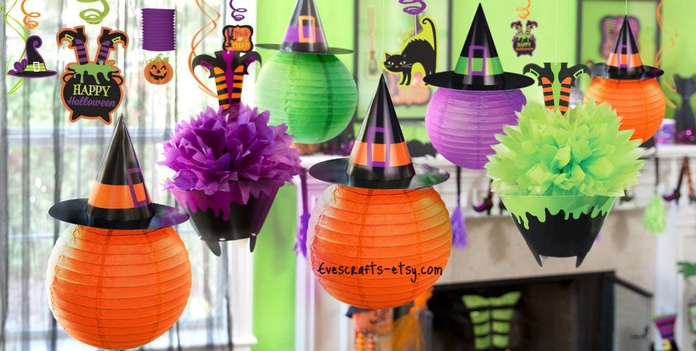 zoom - Party City Halloween Decorations