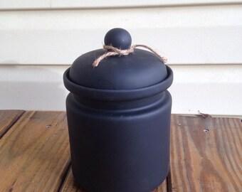 SALE! Chalkboard cookie or treat jar