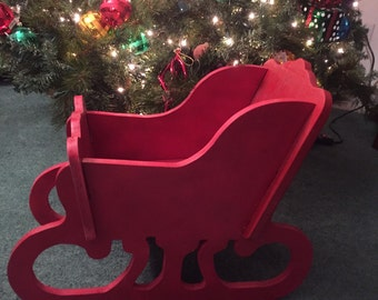 Large Christmas Sleigh....