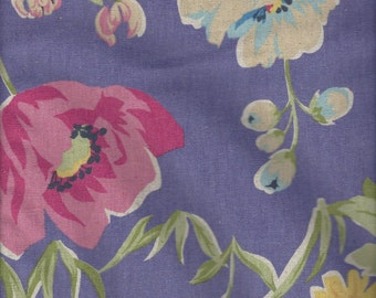 Purple Floral from Isso Ecco for Lecien