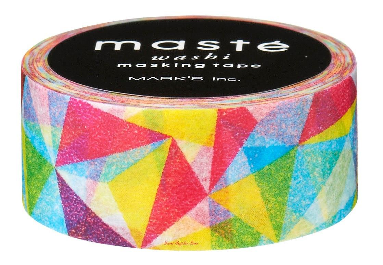 Japanese geometric japanese washi tape masking tape for Geometric washi tape designs
