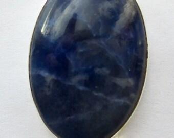 Sodalite, Amethyst, Pearl & 925 Sterling Silver