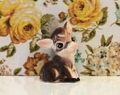 Cute Vintage China Donkey Kitsch Kawaii