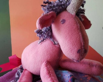 Unicorn Spirit Animal Doll