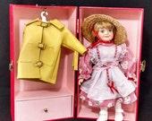 Reserved for Jen- Doll raincoat (raincoat only)