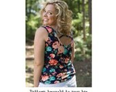 Mama Ella Knit Top & Dress PDF Sewing Pattern Sizes