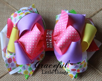 Over the top Multi-Layer bow