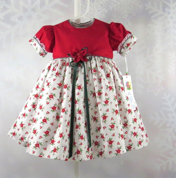 6 Month Christmas Dress gallery