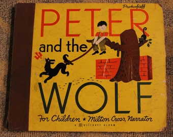 Peter and the Wolf | Serge Prokofieff